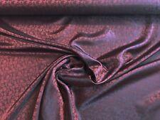 Futterstoffe Futter Stoff Jacquard Paisley Viskose Bekleidung  Meterware