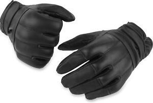 Polizei Quarzsandhandschuhe Security Einsatzhandschuhe Defender 100% Rindsleder