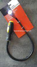 tournevis flexible aimanté, Outil grappin magnétique 57 cm avec LED,aimant 57 cm