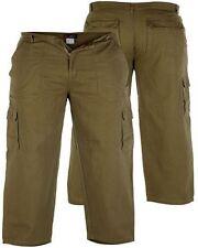 Duke Big & Tall Cargo, Combat Trousers for Men