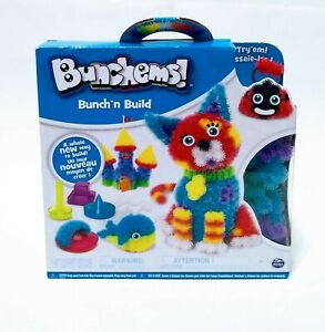 Spin Master Bunchems! Bunch'n Build