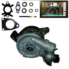 Turbolader Ford Volvo 2.0 TDCi D 110 115 130 136 140 PS, 81 85 96 100 103 KW