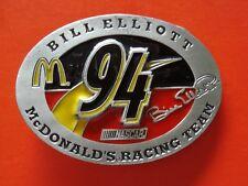BILL ELLIOTT 94 Nascar McDonald équipe de course 1999 SUPER américain
