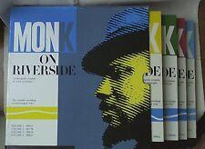 Thelonious Monk - Monk On Riverside 20 × Vinyl