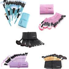 Make-up Pinsel Set Foundation Puder Augenpuder Concealer Lip Beauty Tool