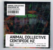 ANIMAL COLLECTIVE - CENTIPEDE HZ - CD 11 TITRES - ÉDITION LIMITÉE - NEUF NEW NEU