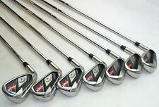 Left Handed Callaway Golf Clubs RAZR-X M10 XP Irons (P,4,5,6,7,8,9) FREEPOST