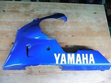 98 - 01 YAMAHA YZF1000 R1 LOWER FAIRING LEFT 4XV-28385-00