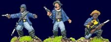 Artizan - Wild West Buffalo Soldier Command AWW080 28mm Plains Wars