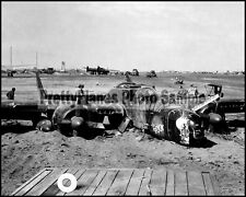 WW2 Northrop P-61 Black Widow 548th NFS Iwo Jima 1945 8x10 Aircraft Photos