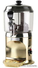 Commercial Drinking Chocolate Machine Hot Beverage Dispenser - Gold - 5L