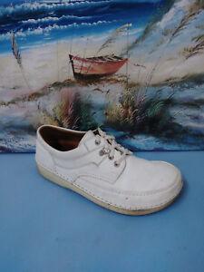Birkenstock 270 Oxford Shoes Beige Men Sz 9
