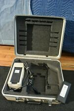 Digitrak Brand Charger 2 Batteries and Carrying Case for Mark I Ii Iii Clean!