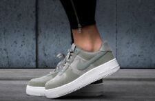 Nike Women's Air Force 1 Upstep Premium Shoe Sneakers 917590 002 UK 7.5