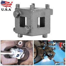 Auto Car Vehicle Rear Disc Brake Piston Caliper Wind Back Cube Tool 3/8