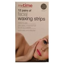 Waxing strips hair removal facial Face x24