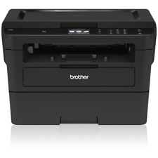 Brother - HL-L2395DW Wireless Black-and-White All-In-One Printer