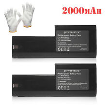 2x 12V 2.0AH Ni-Cd Battery for MAKITA 1210 632277-5 5092D 5092DW 6011DW