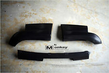 TYPE-X NISSAN 180SX REAR BUMPER BAR LIP KITS, MOULD FROM GENUINE ITEM, QUALITY