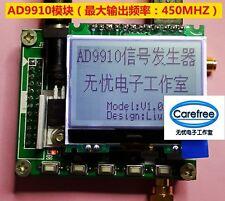 New 2.0 AD9910 Module  DDS Development Board RF signal source + software