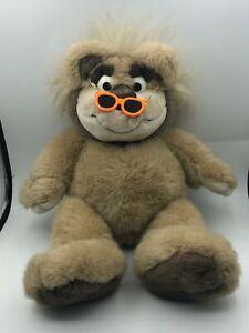 Vtg 1995 Real Talkin Bubba Tyco Interactive Teddy Bear Plush Stuffed Toy Animal