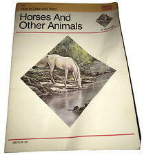 New ListingHow To Draw And Paint: Horses And Other Animals (Large Sized Book)