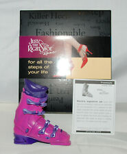 Just The Right Shoe by Raine Shoe Miniatures- Freestyle Nib