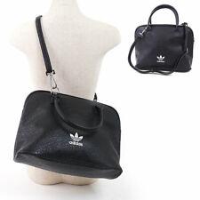 Adidas BQ1529 Womens Originals, Bowling Fashion Bag in Black.