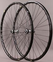 Mavic Open Pro UST Cyclocross/Gravel Wheelset 12mm Thru Shimano RS770 Disc 32h
