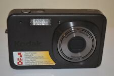 Kodak V1273 EasyShare 12MP HD Touchscreen Digital Camera AS-IS for FIX or PARTS