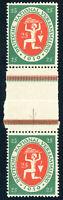 DR 1919, MiNr. 109 I, tadellos postfrisch, Fotobefund Weinbuch, Mi. 300,-