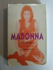 1989 Madonna Oh Father Cassette Single Tape Like Prayer Sire Vintage 80s RARE CD