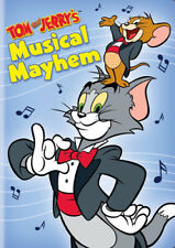 Tom and Jerry's Musical Mayhem DVD NEW