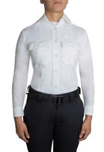 Blauer Women's Long Sleeve Cotton Shirt