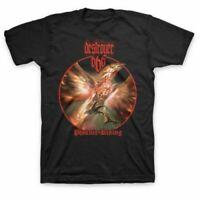 New Destroyer 666 Phoenix Rising Album Cover Shirt (SML-2XL) badhabitmerch