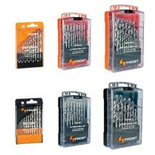 Frost METRIC & IMPERIAL HSS Drill Bit Set by SUTTONS