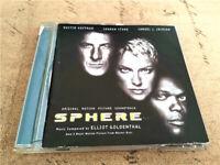 Elliot Goldenthal – Sphere Original Motion Soundtrack CPC8-1020 JP CD E212-43