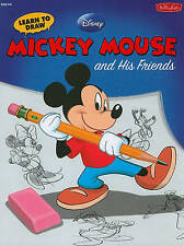 Disney Learn to Draw Mickey Mouse and His Friends