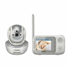 VTech BM3500 Safe & Amp Sound Audio/video Baby Monitor
