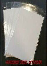 10 x CURRENT SIZE PP COMICARE BAGS & 10 x CURRENT SIZE COMIC COMICARE BOARDS