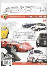 500 RECORD MONZA LUGLIO 56 - 1956 ABARTH COLLECTION FASCICOLO 59