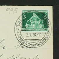 GERMANY 995-HEIDELBERG -Thingstatte Heiligenberg (1936)