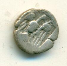Thracian Kings Sparadokes Silver Diobol c464-444BC O:Forepart of Horse R:Eagle