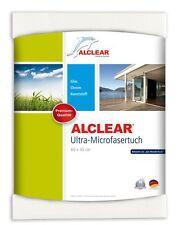ALCLEAR® Ultra-Microfasertuch FENSTERTUCH WUNDERTUCH weiß 60 x 45 cm 950002 Glas