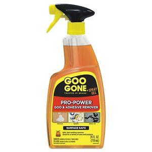 Goo Gone Pro-Power Goo & Adhesive Remover 24 oz