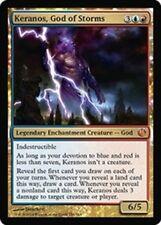 Keranos, God of Storms x4 PL Magic the Gathering 4x Journey into Nyx mtg card
