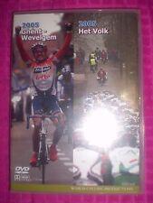 2005 Ghent-Wevelgem and 2005 Het Volk - (2 DVD SET) CYCLING RACES - FAST SHIPPER