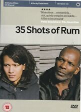 35 Rhums / Shots Of Rum R2 DVD by Claire Denis with Alex Descas Mati Diop French