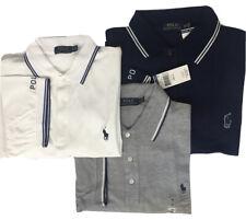 Men's Polo Ralph Lauren 67 Rubber Pony Mesh Shirt Big and Tall