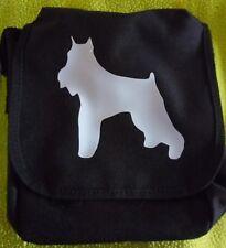 Schnauzer Dog Bag Slight Second - Imperfect, hence low price Shoulder Bag